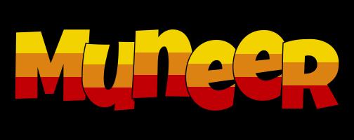Muneer jungle logo