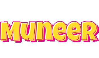 Muneer kaboom logo