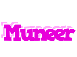 Muneer rumba logo
