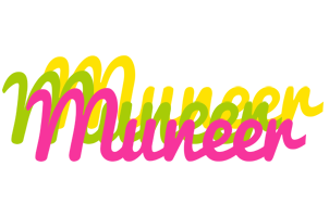 Muneer sweets logo