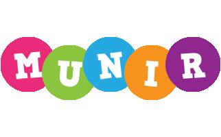 Munir friends logo