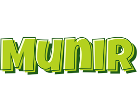 Munir summer logo