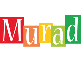 Murad colors logo