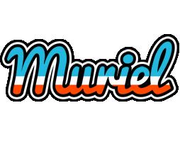 Muriel america logo