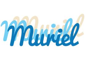 Muriel breeze logo
