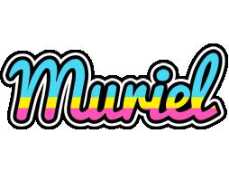 Muriel circus logo