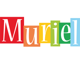 Muriel colors logo