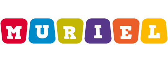 Muriel daycare logo