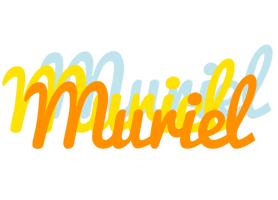 Muriel energy logo
