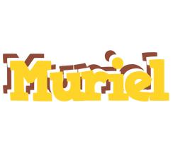 Muriel hotcup logo