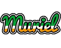 Muriel ireland logo