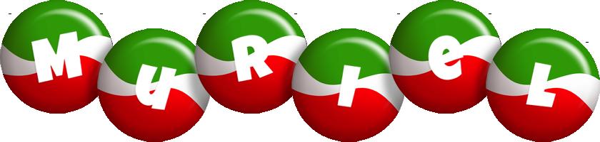 Muriel italy logo