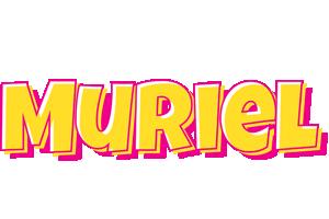 Muriel kaboom logo