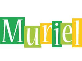 Muriel lemonade logo