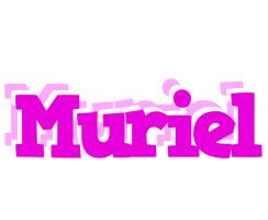 Muriel rumba logo