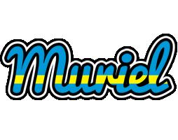 Muriel sweden logo