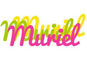 Muriel sweets logo