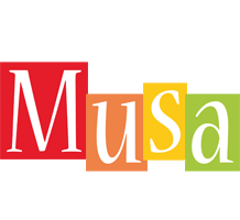 Musa colors logo