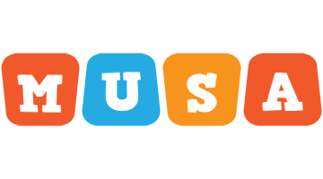Musa comics logo