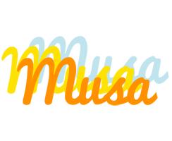 Musa energy logo