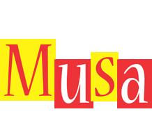Musa errors logo