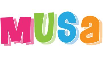 Musa friday logo