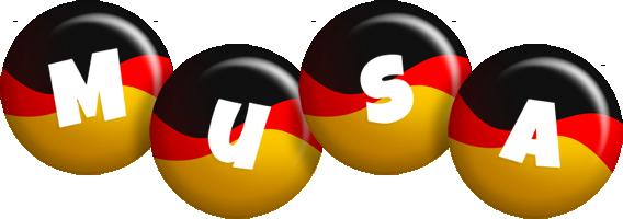 Musa german logo