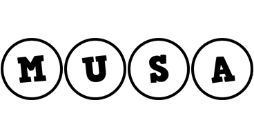 Musa handy logo
