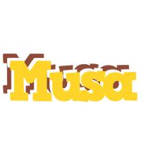 Musa hotcup logo