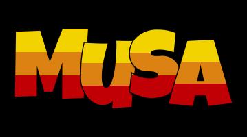 Musa jungle logo