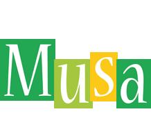 Musa lemonade logo