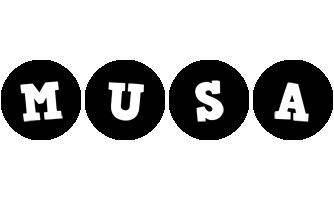 Musa tools logo