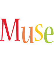 Muse birthday logo