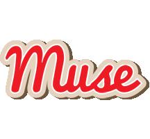 Muse chocolate logo