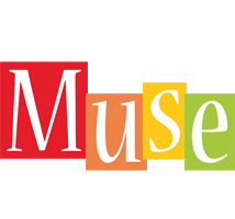 Muse colors logo
