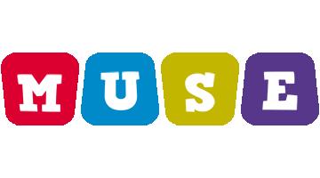 Muse daycare logo