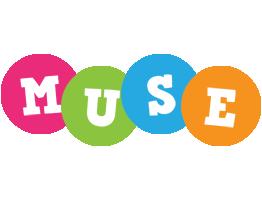 Muse friends logo