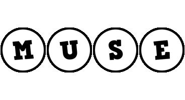 Muse handy logo