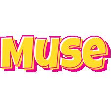Muse kaboom logo