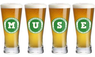 Muse lager logo