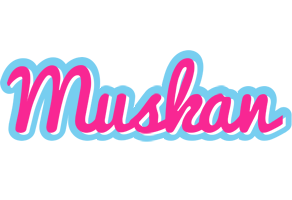 muskan logo name logo generator popstar love panda cartoon