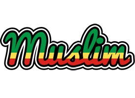 Muslim african logo
