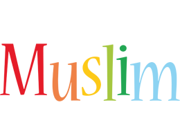 Muslim birthday logo