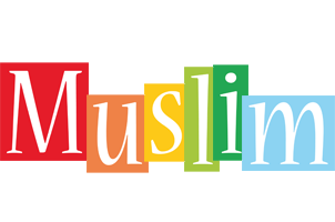 Muslim colors logo