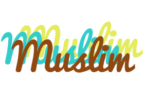 Muslim cupcake logo