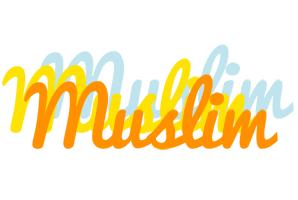 Muslim energy logo