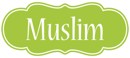 Muslim family logo