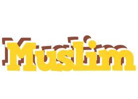 Muslim hotcup logo