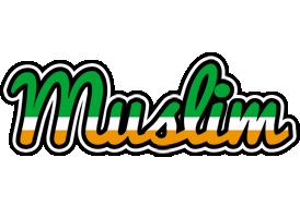 Muslim ireland logo