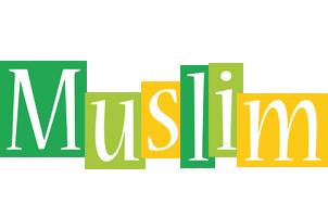 Muslim lemonade logo